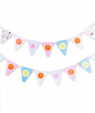 Bake Shop Birthday Party Banner