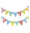 On the Go Birthday Party Decor Kit